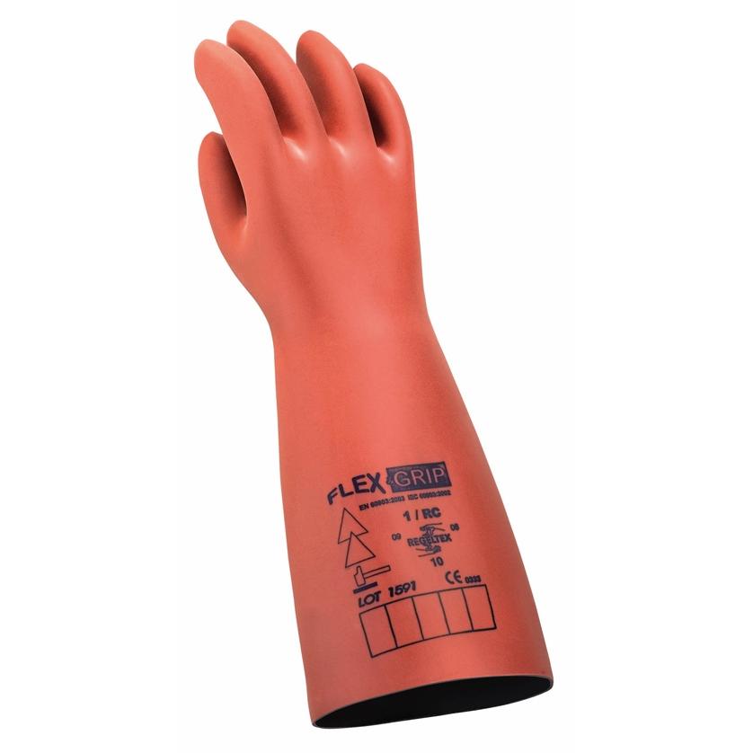 gants isolants lectriciens 36000 v classe 4. Black Bedroom Furniture Sets. Home Design Ideas