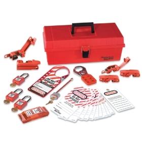 Kit personnel consignation lectrique master lock 1457e10ka - Cadenas de consignation ...