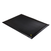 Tapis antifatigue conducteur électrique ERGOLASTEC ESD